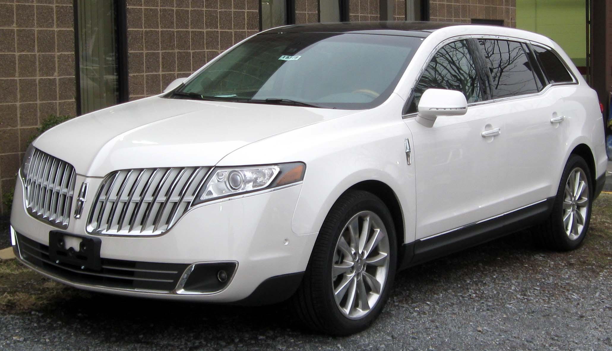 Lincoln MKT 2015 foto - 1