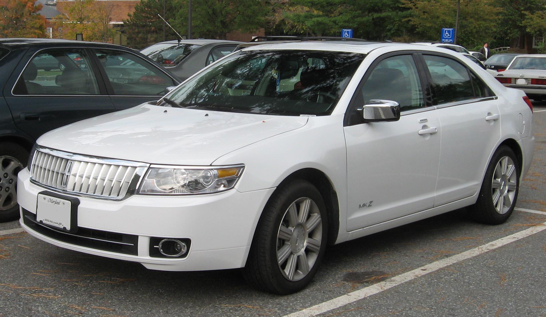 Lincoln MKZ 2008 foto - 1