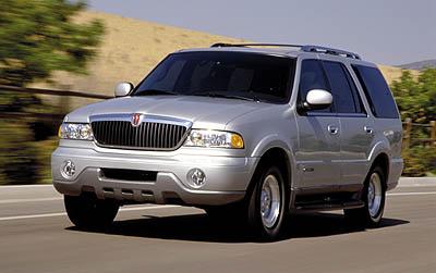 Lincoln Navigator 2000 foto - 5