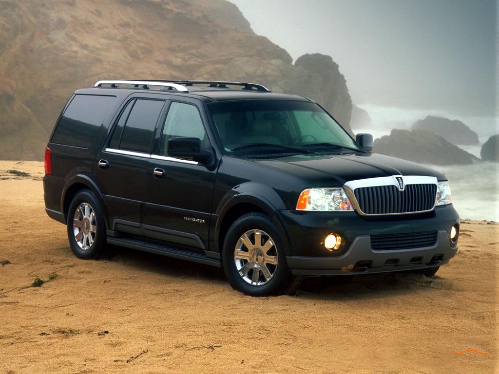 Lincoln Navigator 2003 foto - 1