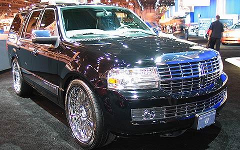 Lincoln Navigator 2003 foto - 2