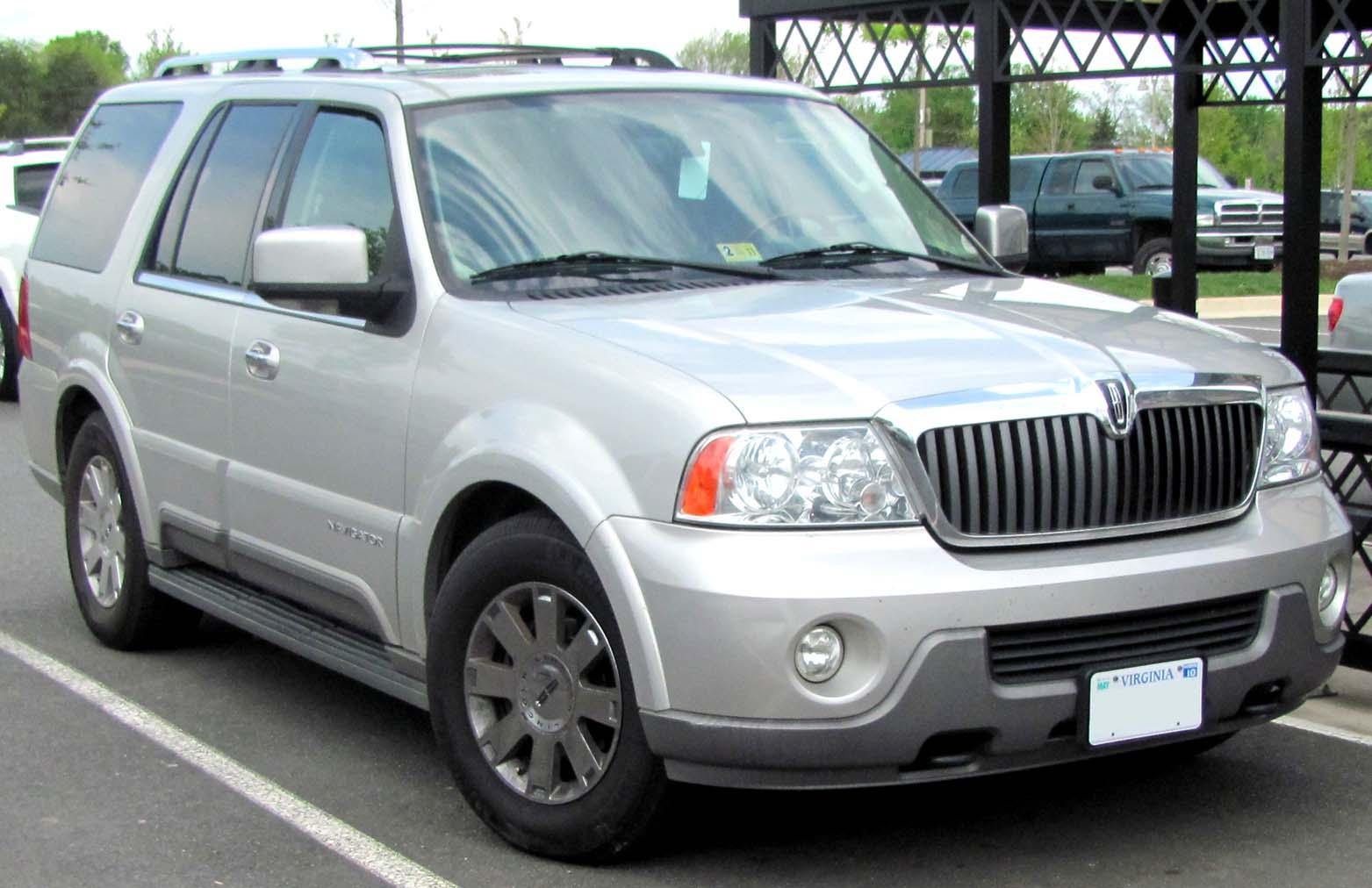 Lincoln Navigator 2003 foto - 5