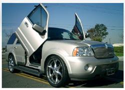 Lincoln Navigator 2006 foto - 1