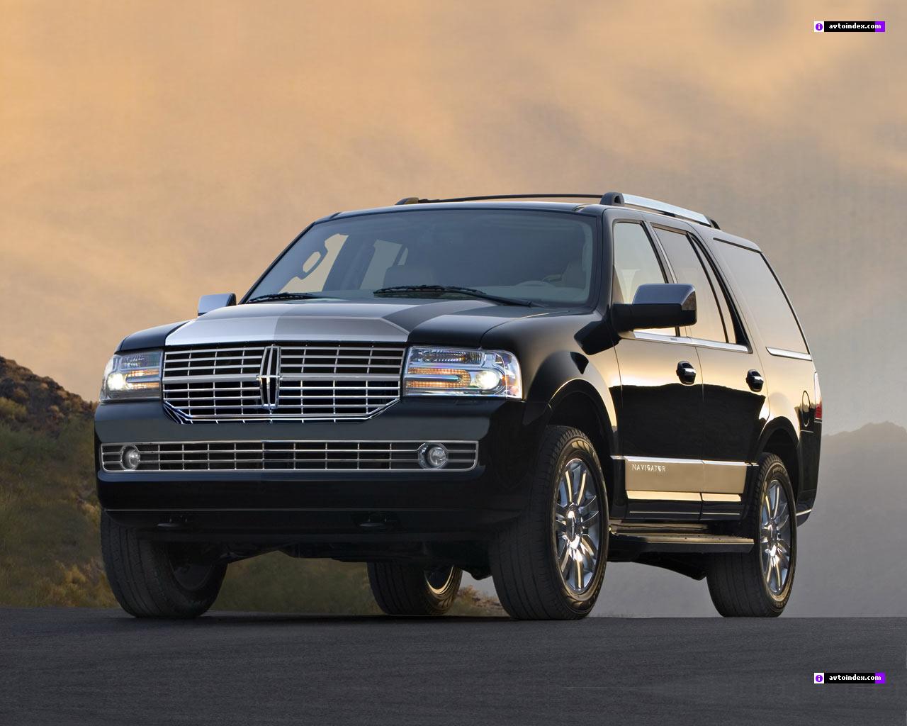 Lincoln Navigator 2007 foto - 3