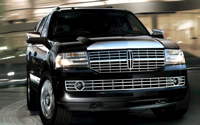 Lincoln Navigator 2010 foto - 4