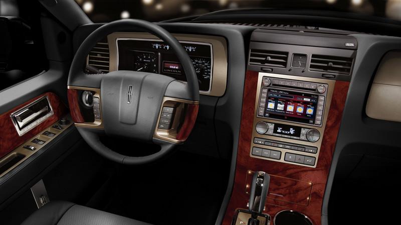 Lincoln Navigator 2011 foto - 2