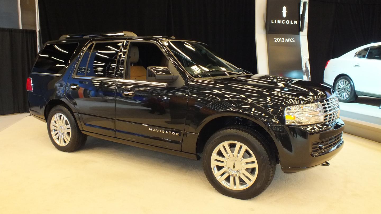 Lincoln Navigator 2012 foto - 2