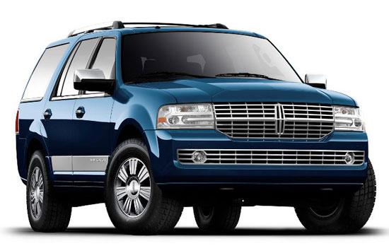 Lincoln Navigator 2012 foto - 4
