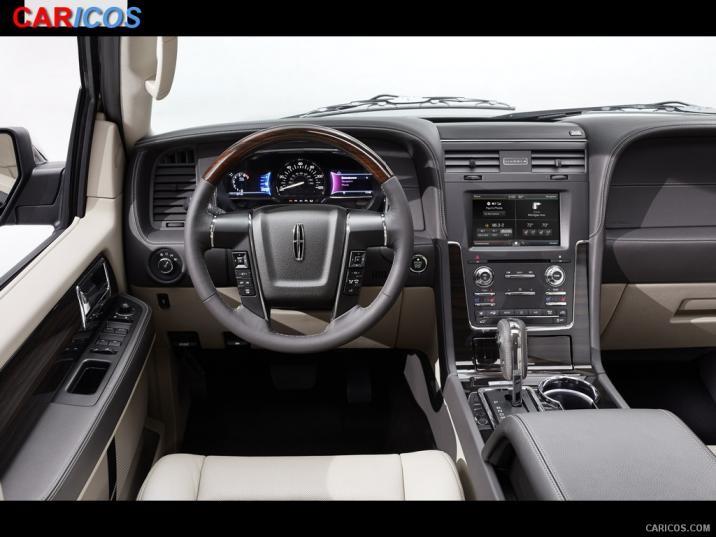Lincoln Navigator 2015 foto - 2