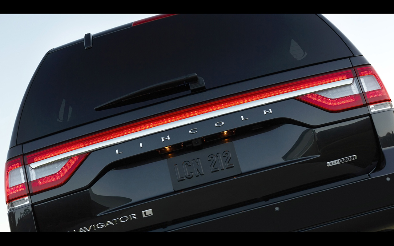Lincoln Navigator 2015 foto - 3