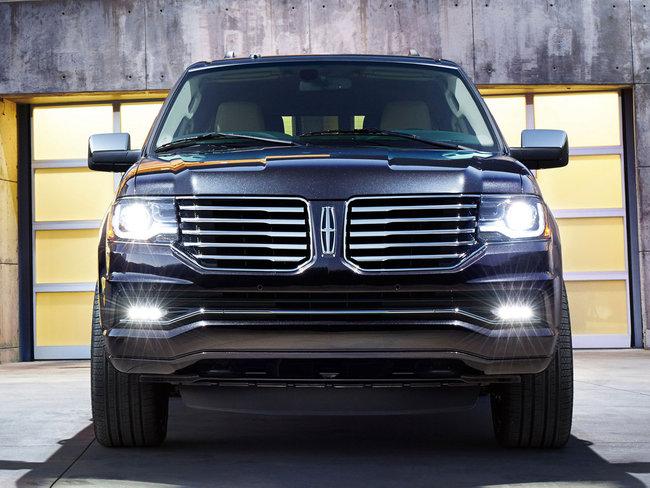 Lincoln Navigator 2015 foto - 4