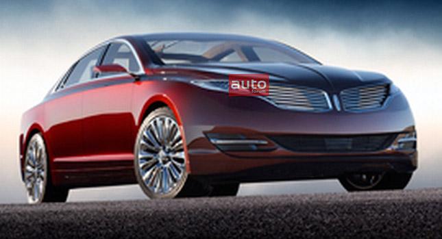 Lincoln Sedan 2015 foto - 2