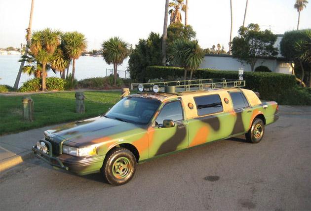 Lincoln Towncar 2015 foto - 4